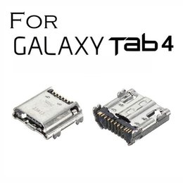 "Wholesale Micros Parts - Micro USB Charging Port Dock Connector Jack Replacement Part For Samsung Galaxy Tab 4 8.0"" T330 T337"