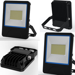 Wholesale ir floodlight outdoor - 2017 New SMD COB IR Sensor Flood lamp High Power 10W 30W 50W 100W 150w Landscape Lighting Waterproof LED Floodlight Outdoor
