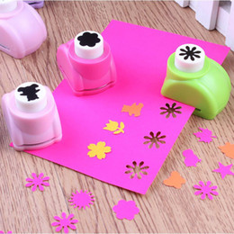 Wholesale Mini Craft Punches - Hot Sale Mini Paper Shaper Cutter Flower Paper Punch Craft For DIY Card Making Scrapbooking Tags Craft Punch Hole Puncher Shape