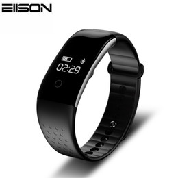 Wholesale Heart S1 - Wholesale-Waterproof Swimming S1 Heart Rate Monitor Smart Bracelet Fitness Tracker Smart Band for Android ios Phone pk mi band 2 fit bit