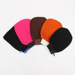 Wholesale Exfoliating Mitts - Moroccan Hammam Shower Bath Magic Peeling Glove Exfoliating Tan Removal Kessa