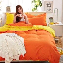 Wholesale Cream Spa - The 2017 explosion models bedding cotton four set cotton bedsheets 1.5 1.8 2.0m meters double bedbedclothes