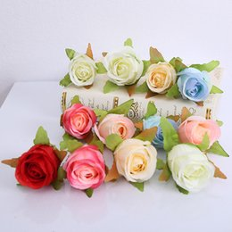 Shop small roses silk flowers wholesale uk small roses silk multi color small rose flower new silk fake flowers artificial flowers for home wedding decoration supplies mightylinksfo