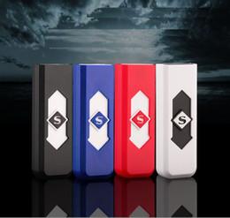 Wholesale Electronic Cigarette Super Battery - USB Lighter Rechargeable Electronic Lighter Super Man Cigarette Turbo Lighter Battery Flameless Cigar c127