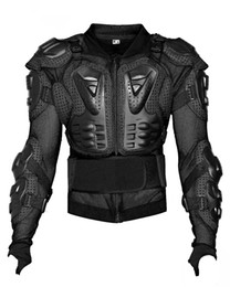 Wholesale Road Motorcycle Armor - Motorcycle Body Armor Motocross Protective Gear Shoulder Protection Off Road Racing Protection Jacket Moto Protective Clothing