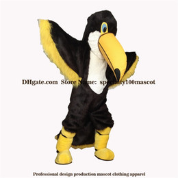 Wholesale Bird Costume Adults - High quality carnival adult Toucan mascot costume free shipping,Real pictures deluxe party the bird toucan mascot costume factory direct