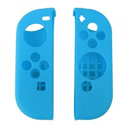 Wholesale Free Nintendo - New Arrival Silicon Case for Nintendo Switch Joy-Con Design for Nintendo Switch Joy-Con controller Free Shipping DHL