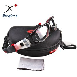 248a03d40d8 basketball eyewear Promo Codes - 2018 Basketball Goggles Sports Glasses Anti -fog Explosion-proof