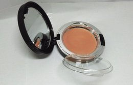 Wholesale Pressed Minerals - hot sale high Quality brand Mineral Touch Cream Foundation Pressed Powder Fond DE TEINT CREME 0.46OZ 13g epacket free shipping