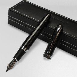 Lüks JINHAO X750 Dolma Kalem Siyah parıldayan kumları Orta NIB Burcu Kalemler Yazma Malzemeleri Parti holdiay hediye nereden