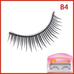 Wholesale Cheap Natural Eyelashes - Cheap and High quality False Eyelashes Eyelash Extensions handmade Fake Lashes Voluminous Fake Eyelashes For Eye Lashes Makeup