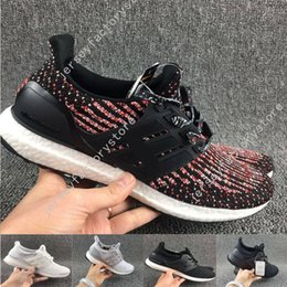Wholesale Snowflake Shoes - (With Box) ultra boost 3.0 running shoes CNY triple black ultra boost white hypebeast primeknit ultra boost snowflake running sport shoes