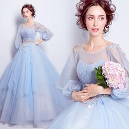 Canada Backless Lace-Up Robes pour les occasions spéciales Robes de mariée Events Floor Length Formal Blue femme Robe de soirée brodée de paillettes à sequins supplier embroidered backless wedding dress Offre