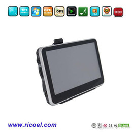 Wholesale Gps Europe Maps - Real 285 English External 4.3 Inch Gps Navigator Portable Navigation Installed Throughout Europe Foreign Trade Map