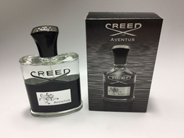 Wholesale Wholesale Quality Perfumes - New Creed aventus perfume for men 120ml with long lasting time good smell good quality high fragrance capactity Free Shipping