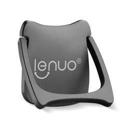 Wholesale Ipad Adjustable - lenuo Car Holder 360 Degree Adjustable Finger Ring Phone Stand Holder For IPhone 7 6S Plus xiaomi mi6 IPad All Smart Phone