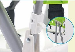 Wholesale Baby High Chair Green - High chair Child seat Multi-function adjustable Baby chair Dining Chairs 0-4 years old Environmental Baby Feeding green white pink