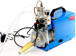 4500 PSI 300Bar 30MPA Воздушный насос высокого давления водяного охлаждения Scuba AirGun PCP Винтовка Заправка Микро Портативный электрический компрессор от Поставщики насос охлаждающей воды