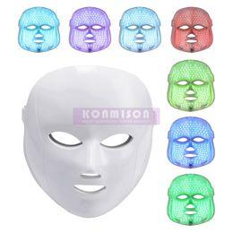 Canada 7 couleurs ont mené le masque de thérapie léger pour l'enlèvement de cicatrice Offre