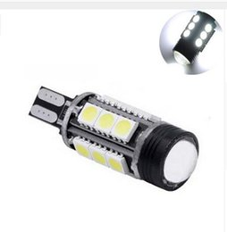 Wholesale Reverse Leds - 100X T15 15SMD 5050 5730 CANBUS LED Car Styling Backup Parking Lamp Reverse Lights Leds Bulbs Car Accessories White