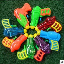 Wholesale Cheap Toys Free Shipping - Wholesale Mini Water Gun Seaside Paddle Kids Beach Toys Children Plastic Water Pistol Cheap Baby Kids Summer Paddle Toys Free Shipping