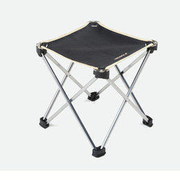 Wholesale Wholesale Foldable Chair - Durable 900D Oxford Cloth Black Outdoor Foldable Folding Fishing Tripod portable Chair High Strength Aluminum Ally 2527022