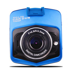 Wholesale Gps Parking Detector - HD 1080P Dash Cams Video Recorder Car Camera DVRs Dashcam Car Dvr Parking Recorder Video Registrator Night Vision Tachograph With Box