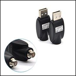 Carregador esmart on-line-eGo 510 Carregador USB para Bateria de Pré-aquecimento eSmart 510 e Cig Cabo USB Preto DHL GRÁTIS