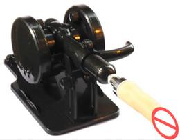 2019 beste sex-spielzeug dildo Sex Maschine, Dildo Vibratoren 2017 neue verbesserte Version der mächtigen Sex Maschine, Sex Maschine Dildo Vibratoren Butt Plugs Sex-Spielzeug für Woma