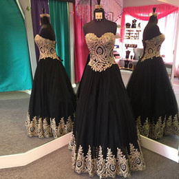 couture formal dresses Canada - Couture Strapless Black Prom Dresses Long Applique Beading Lace Bandage Corset Prom Evening Dress Formal Gowns USA Cheap Custom Made 2017