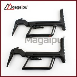 Wholesale Plastic Glock - Magaipu Fit GLR 440 Tactical Support retractable Buttstock glock stock Version G17 For Hunting plastic tactical stock adapter