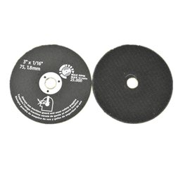 Wholesale Disc Pads - Tools Parts Accessory Resin Sanding Disk Grinding Wheel Metal Cutting Disc Thin Angle Grinding Pad Cutting Stainless Steel Metal