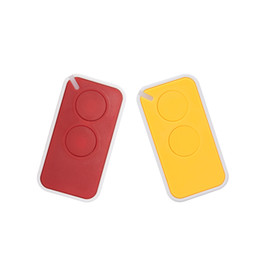 Wholesale Nice Remote - Wholesale-Cheapest !! colorful Universal Gate Garage Door nice inti Remote Control Fob 433mhz Key Fob