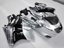 Wholesale ninja kawasaki fairings pink - Aftermarket silver black arrow ABS Fairing For Kawasaki ZX11R ZZR1100 1992-2001 ZX11R 92 93 94 95 96 97 98 99 00 01 Motorcycle Body Kit