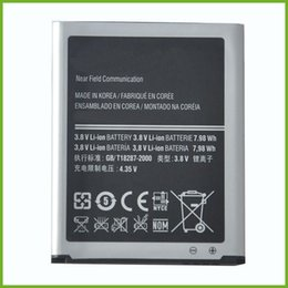 Wholesale Bateria Galaxy - 3.85V 3000mAh Replacement Li-ion Battery EB-BG930ABE For Samsung Galaxy S7 G9300 G930 SM-G930 Batterie Bateria Batterij