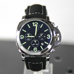 Wholesale Quick Delivery - 2017 hot luxury quartz watch men's business clock all small pointers can be run high quality luxury watches for quick delivery