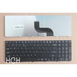 Aspirar a los teclados online-NUEVO reemplazo para ACER Aspire PK130C94A00 V104730DS3 PK130C91100 V104702AS3 teclado de EE. UU.