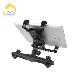 Wholesale Tablet Inch Tv - Universal Car Seat back bracket ABS Adjustable holder for tablet pc ipad and any other 7.9-11 inches