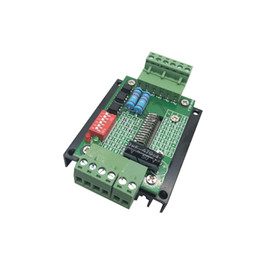 Wholesale Stepping Motor Driver Controller - TB6600 4.5A Stepping Motor Driver 12-36V Power Stepper Motor Controller