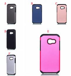 Wholesale Galaxy Stylus - For LG LV3 K8 2017 Aristo MS210 Stylus Stylo 3 Samsung Galaxy A3 A5 J3 2017 J2 J5 Prime Armor Hybrid Hard PC TPU Case Shockproof Phone Cover
