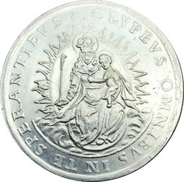 Wholesale Germany Coins - Germany 2 Thaler Electorate of BavariaGermany Brass Plated Silver Copy Coins