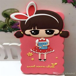 Wholesale Mos Case - Selling! Mo buns fashion phone sets of luxury mobile phone sets cartoon silicone phone sets girls