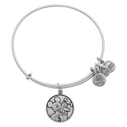 Wholesale Engrave Charms - hot sale fashion bracelet jewelry engraved cute cartoon mikey and dog diy charm adjustable expanded bangle Bracelets