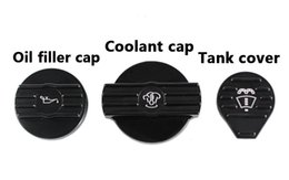 Wholesale Volkswagen Scirocco R - RASTP-Aluminum Oil Cap Tank Cap Bottle Cap for audi VW CC golf 6 GTI R MK6 Scirocco EA888 engine Motor Protection Cover CAP010