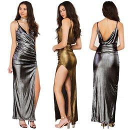Wholesale Celebrity Evening Dresses Wholesale - 2017 Burgundy V neck Long Sleeve Mermaid Fabric Evening Dresses High Quality Charming Celebrity Gowns Prom Dresses