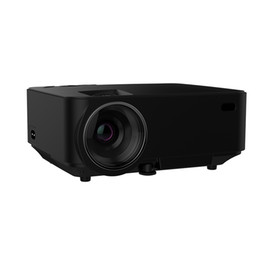 Wholesale Portable Media Speakers - Wholesale- 1000 Lumens LED Projectors HD Support 1080P Mini Portable Beamer Home Theater Video Media Player 3D Glasses HDMI Cable Speaker