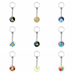 Wholesale Fairy Games - Brand new Hot Game Creative Metal Keychain Pendant Time Gemstone Key Chain KR152 Keychains mix order 20 pieces a lot