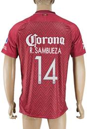Wholesale american football jerseys wholesale - American Memorial 14 R.SAMBUEZA Soccer Jerseys Shirts tops,Customized Thai Quality 24 O.PERALTA Football Jerseys,22 P.AGUILAR Soccer wear