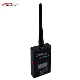 Wholesale Walkie Talkie Frequency Counter - Wholesale- Walkie Talkie Frequency Counter For Baofeng Portable Radio Decoder 100-520mhz CTCSS DCS SMA-Female Antenna Connector1-30w JK560S