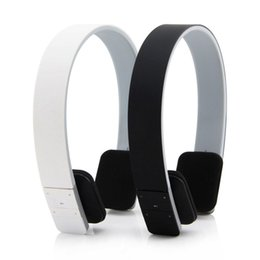 Wholesale Black Lc - LC-8200 Sport Stereo Headband Headset Wireless Bluetooth Headphone With Mic Handsfree Foldable Fone De Ouvido For samsung Smartphone